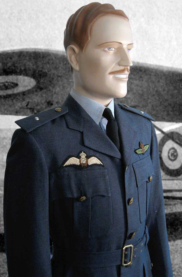 A Royal Egyptian Air Force Pilot Officer S Tunic