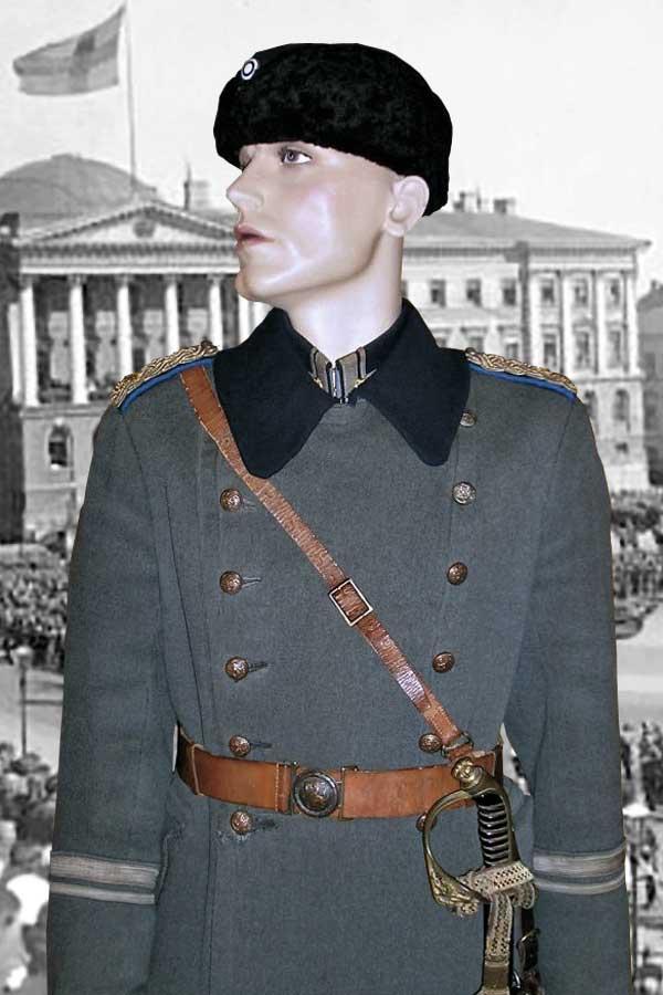 Finnish Air Force M22 Parade Uniform