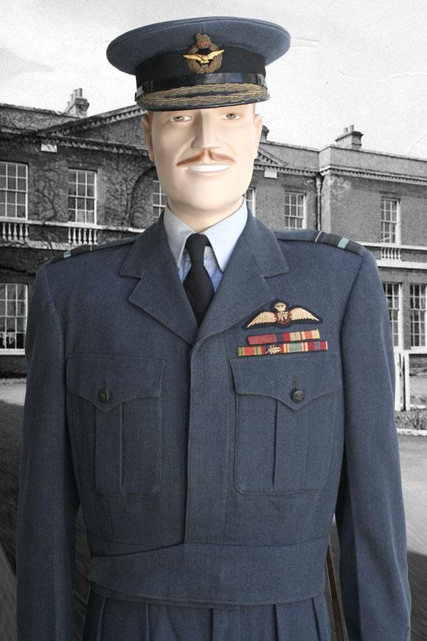 Raf Officer Ww2 Related Keywords - Raf Officer Ww2 Long ... Royal Air Force Uniform Ww2