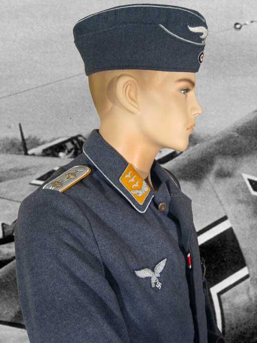 luftwaffe officers fliegerbluse uniform