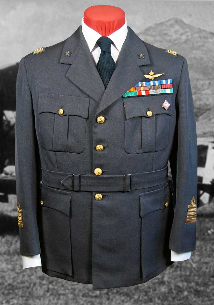 Regia Aeronautica Italian Air Force Colonel Uniform