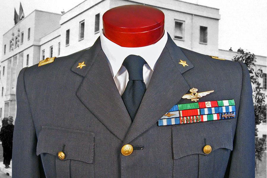 Regia Aeronautica Italian Air Force Service Dress Uniform Of