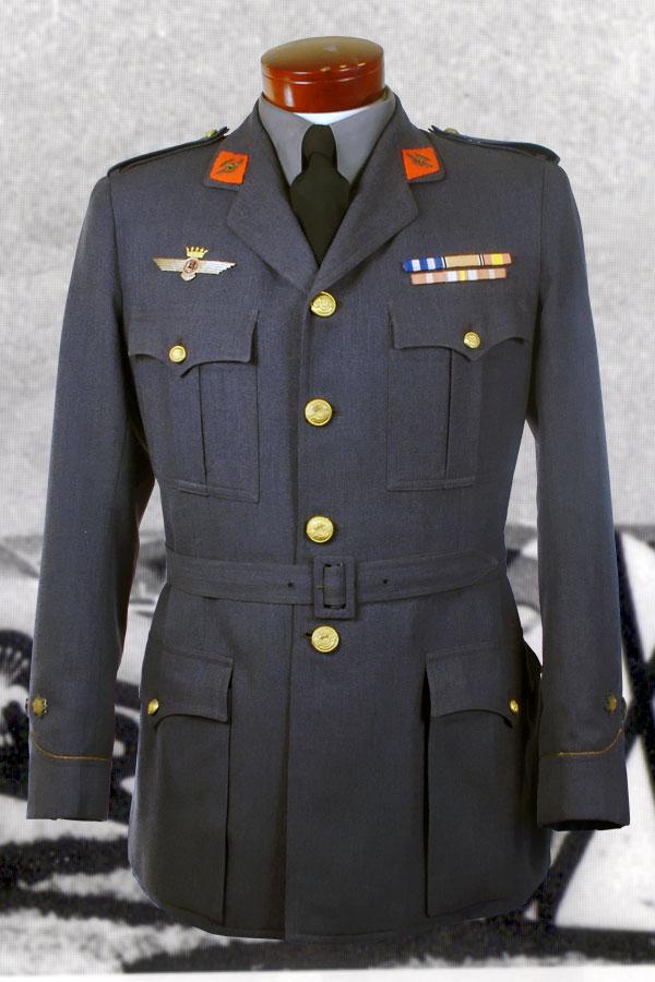 Spanish Air Force Lieutenant Palleja Service Dress Tunic