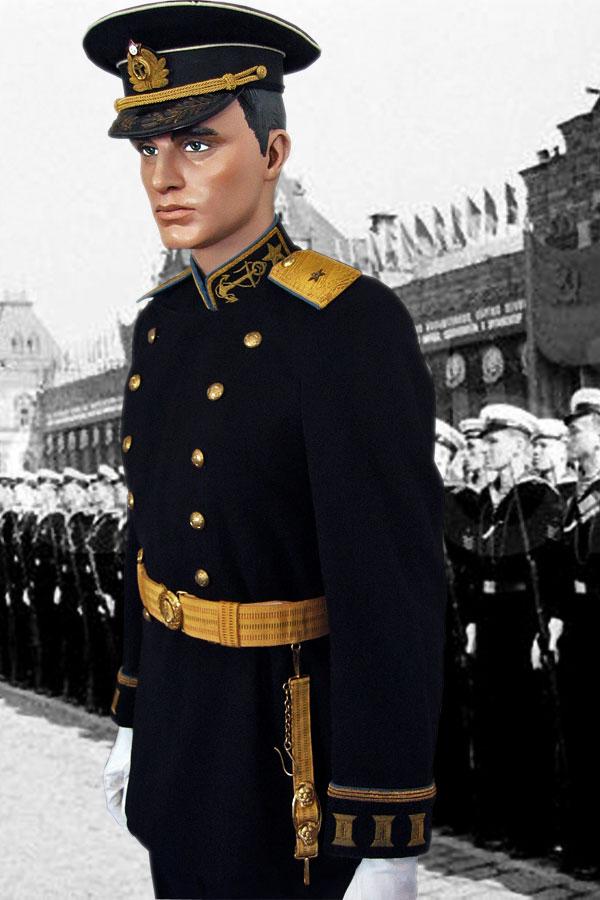 USSR 1943 Model Parade Uniform to Major General of Soviet Naval ... 8af63e3e8aee